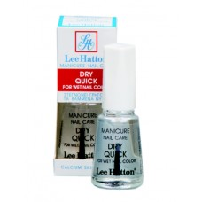 Lee Hatton Dry Quick Nails: colour+care