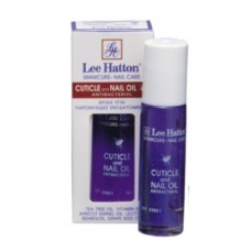 Lee Hatton Cuticle & Nail Oil ANTIBACTERIAL Nails: colour+care