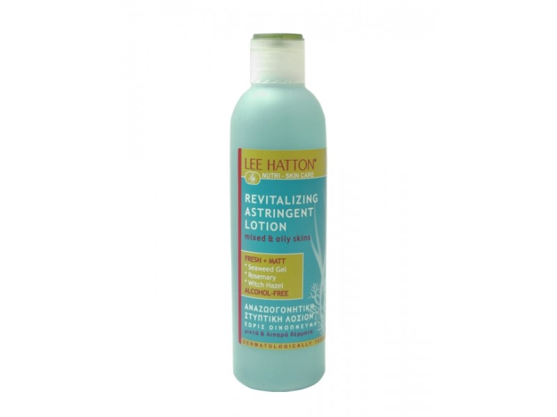 Lee Hatton Revitalizing Astringent Lotion Cleansers & Toners