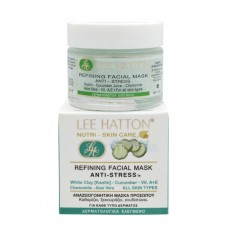 Lee Hatton Refining Facial Mask - Antistress Exfoliator & Mask