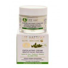 Lee Hatton Exfoliating Cream - Gentle Facial Peeling Απολέπιση & Μάσκα