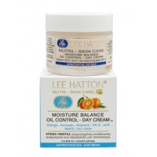 Lee Hatton Moisture Balance Oil Control Day Cream Basic Care