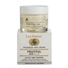 Lee Hatton Fruitful AHA Plus - progress skin cream Anti-ageing & Regeneration