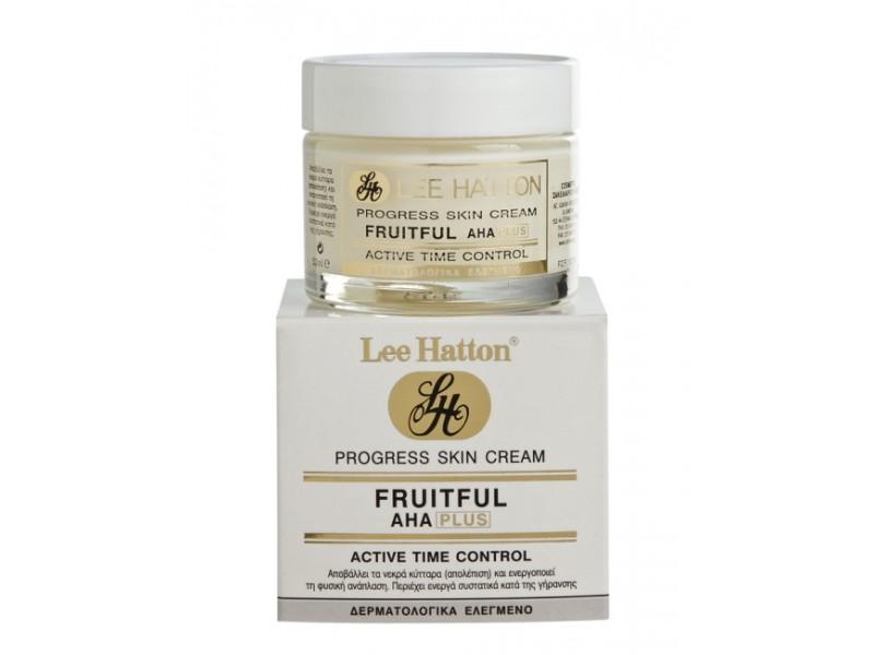 Lee Hatton Fruitful AHA Plus - progress skin cream Anti-ageing & Regeneration