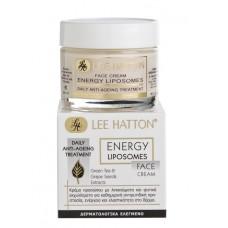 Lee Hatton Energy Liposomes FACE Cream Anti-ageing & Regeneration