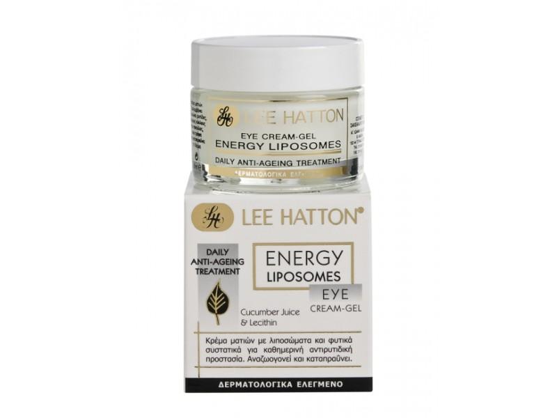 Lee Hatton Energy Liposomes EYE Cream Anti-ageing & Regeneration