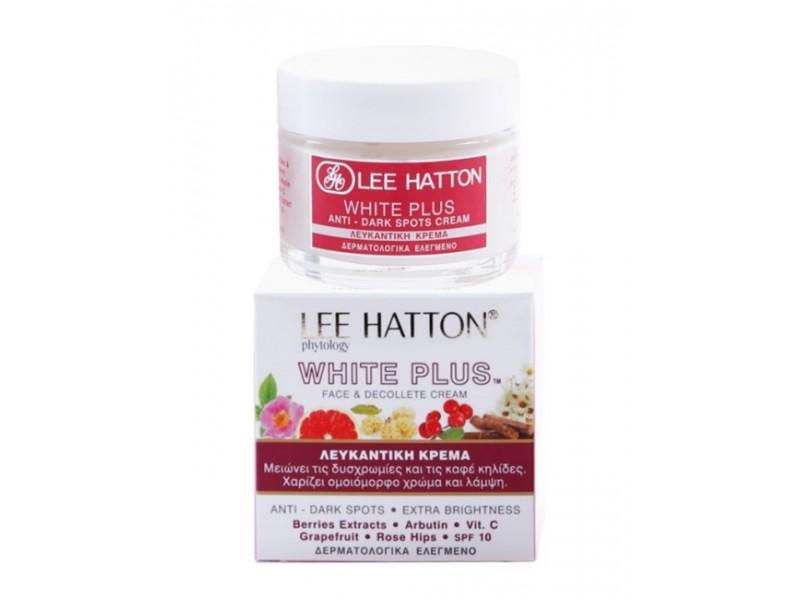 Lee Hatton WHITE PLUS - Anti-Dark Spots Special Treatments