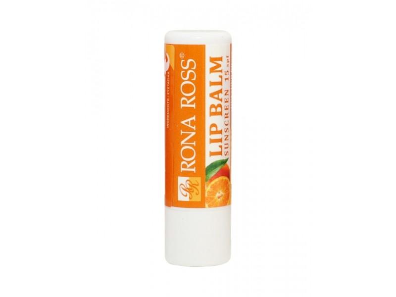Rona Ross Lip Balm Orange SPF15 lip care