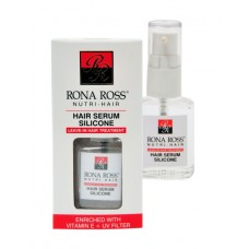 Rona Ross Hair Serum Silicone - Vit.E / UV Filter Shampoo / Conditioner