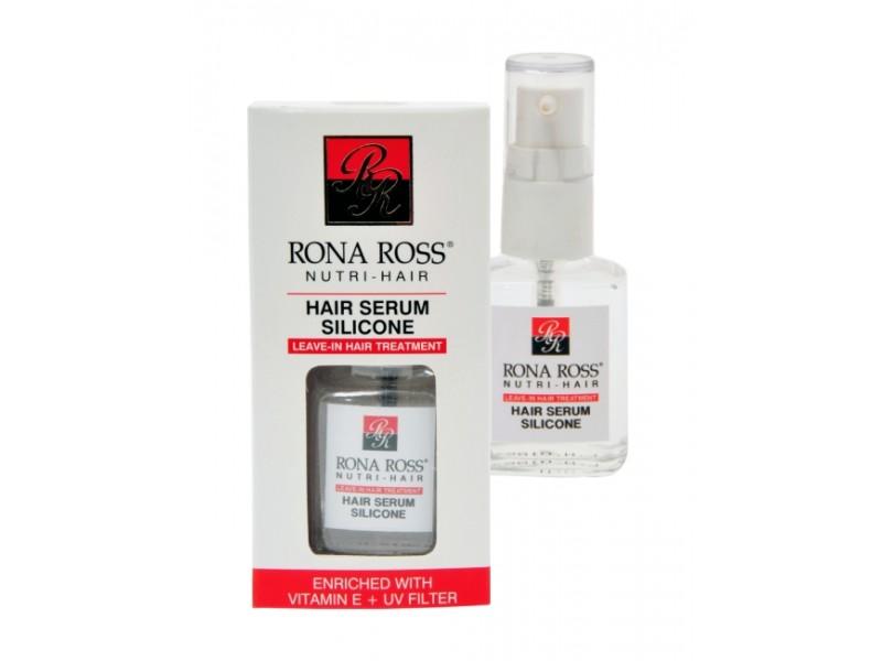 Rona Ross Hair Serum Silicone - Vit.E / UV Filter Shampoo / Conditioner