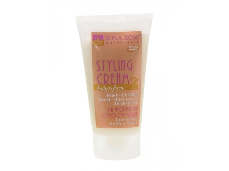 Rona Ross Styling Cream - Body & Form Styling