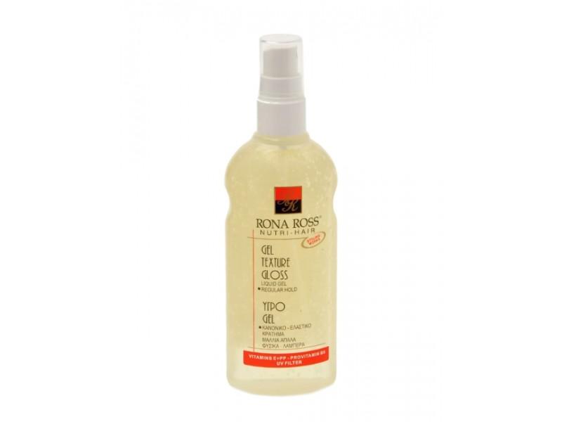 Rona Ross Gel Texture Gloss Liquid Gel Styling