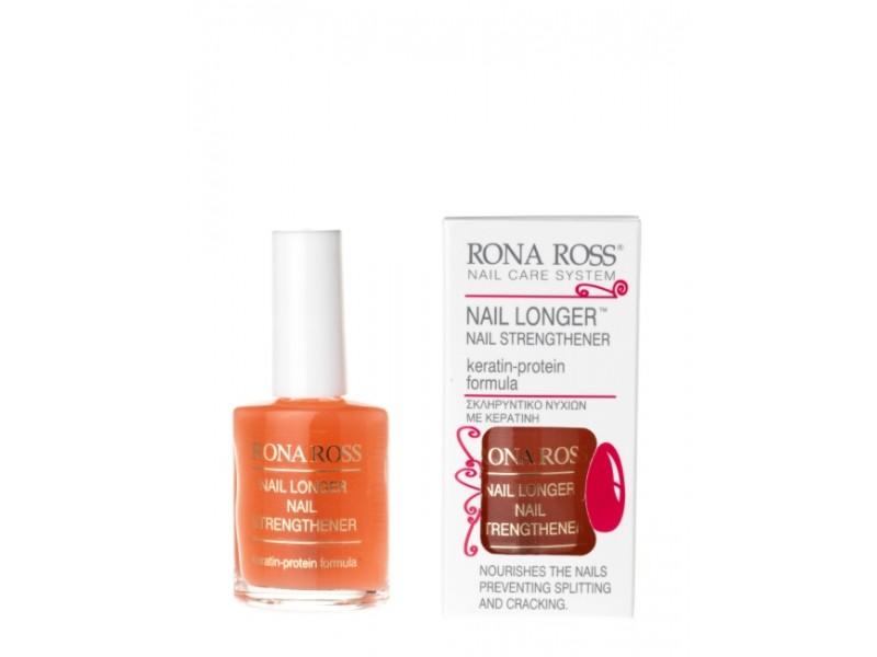 Rona Ross Nail Longer - Keratin Protein  nails