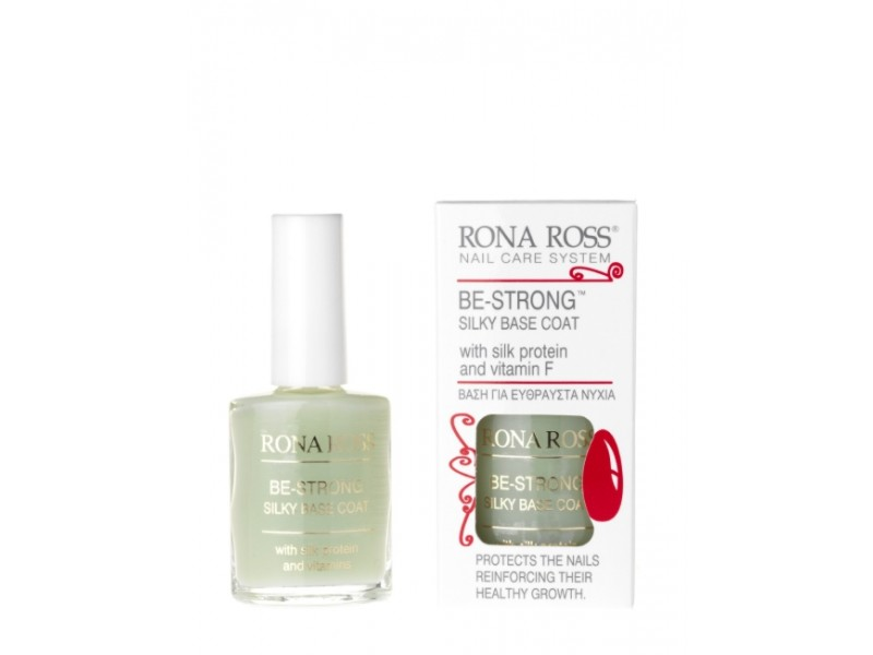 Rona Ross Be Strong - Silk & Vit. F nails