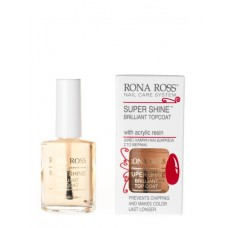 Rona Ross Super Shine Top Coat nails