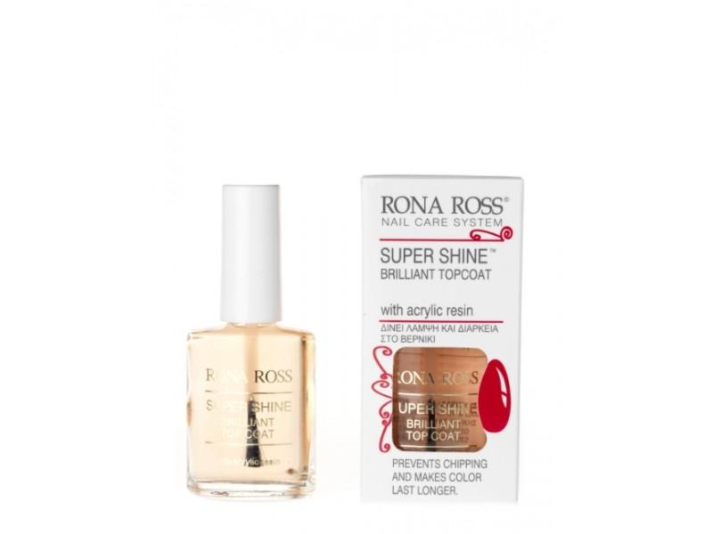 Rona Ross Super Shine Top Coat nails