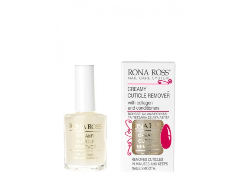 Rona Ross Creamy Cuticle Remover - Collagen nails