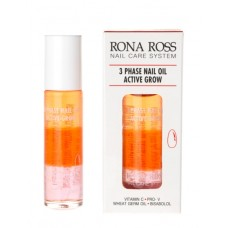 Rona Ross 3-Phase Nail Oil - Active Grow nails