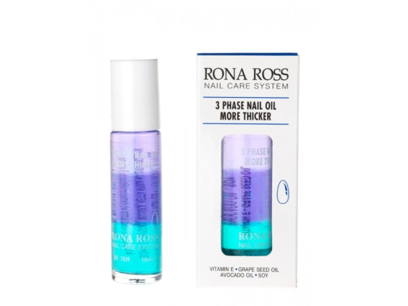 Rona Ross 3-Phase Nail Oil - More Thicker nails