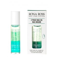 Rona Ross 3-Phase Nail Oil - Nail Builder nails