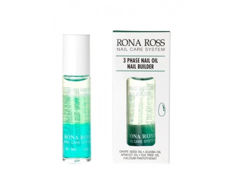 Rona Ross 3-Phase Nail Oil - Nail Builder nails
