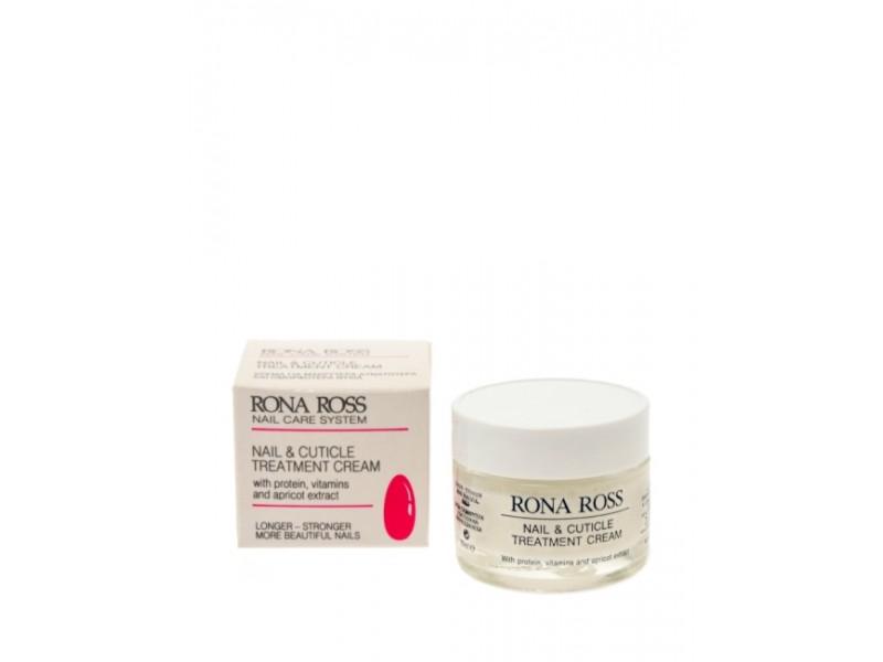 Rona Ross Nail and Cuticle Cream nails