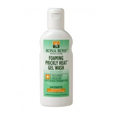 Rona Ross Foaming Prickly Heat Gel Wash ευαίσθητο δέρμα & aftersun