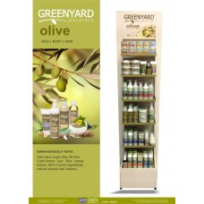 Greenyard-olive stand