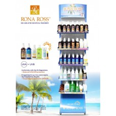 Rona Ross Sun Care Stand