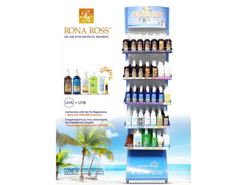 Rona Ross Sun Care Stand