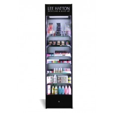 Lee Hatton makeup stand
