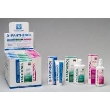 Rona Ross D-Panthenol cream / lotion / spray display