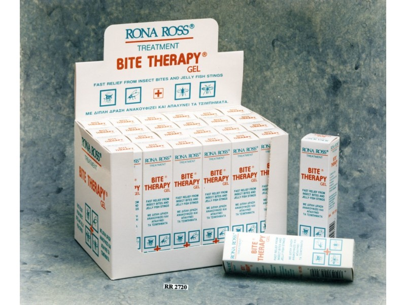 Rona Ross Bite Therapy Gel - Display