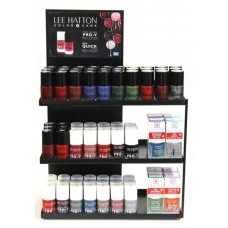 Lee Hatton  Dry Quick / Pro-V / Nail Care Display