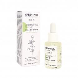 natural + vegan face oil serums