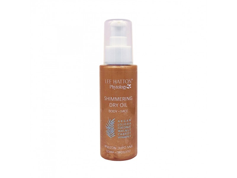 Lee Hatton Shimmering Dry Oil - Body & Face