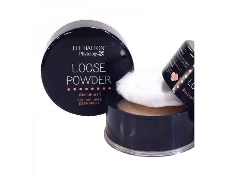 Lee Hatton Loose Powder Face
