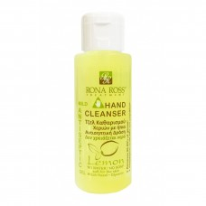 Antiseptic Hand Cleanser - Lemon antiseptic hand gel