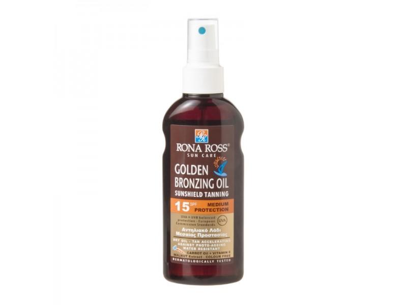 Rona Ross Golden Bronzing Οil sun care