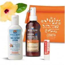 Bronzing Oil + Skin Repair
