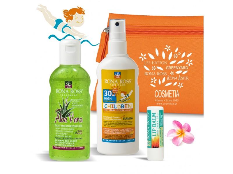 Children Spray30 + Aloe Vera