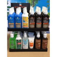 Rona Ross Suncare / Aftersun Display