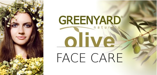 Greenyard olive face care